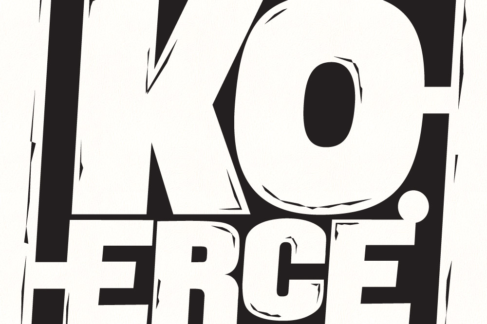Koerce Logo detail