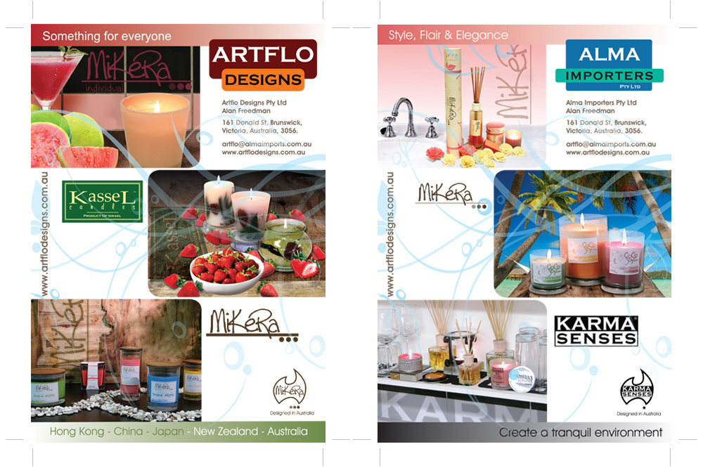 Alma Importers A0 Posters