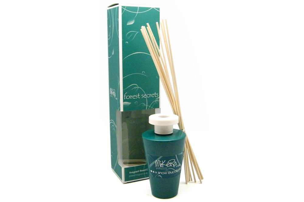 'forest secrets' Reed Diffusers - Snow Eucalyptus