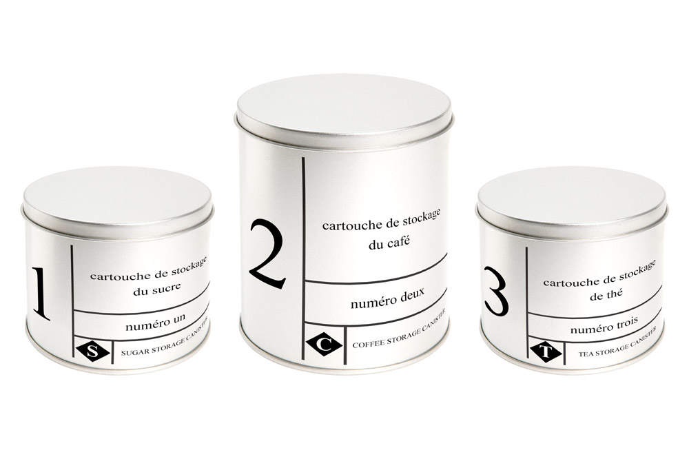 Product Mock-up - Tin Canister Set 03